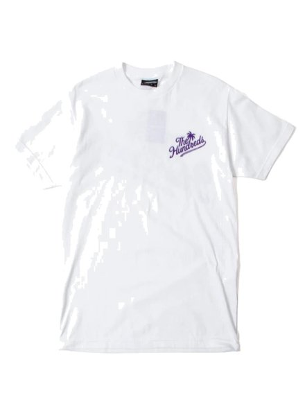 The Hundreds White State Tee