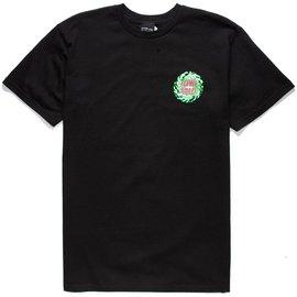 Black Slime Ball Logo Tee