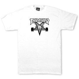 Thrasher Skategoat Tee White
