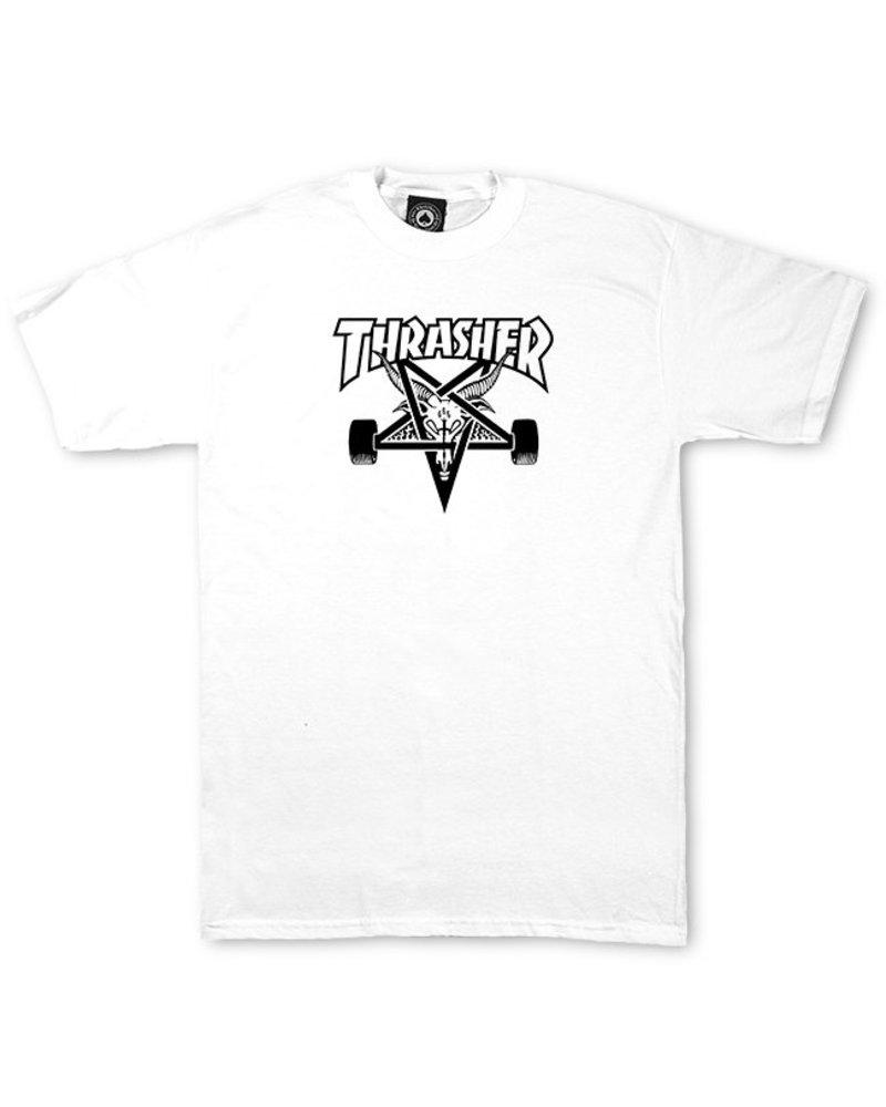 Thrasher Thrasher White Skategoat Tee White