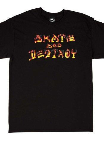 Thrasher Skate & Destroy BBQ Tee