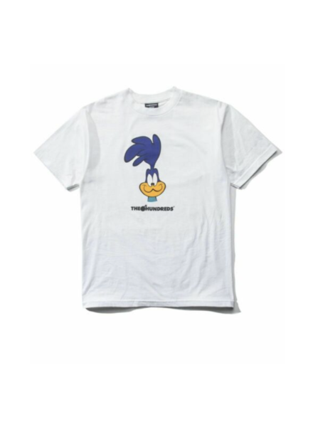 The Hundreds WHITE ROAD T SHIRT