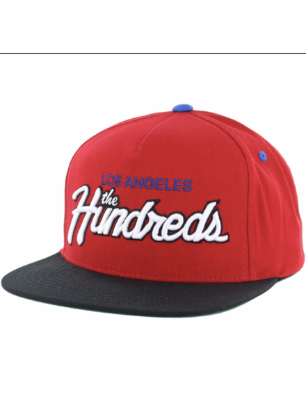 The Hundreds RED HAT TEAM TWO