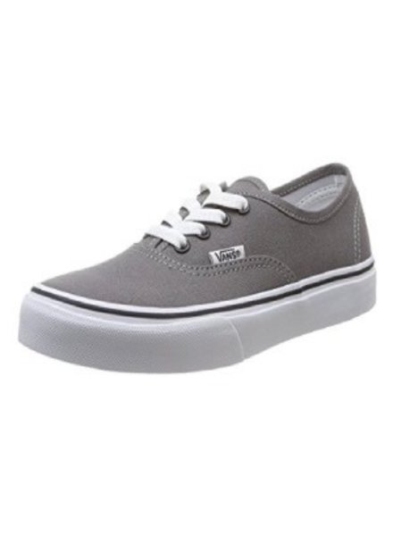 Vans AUTHENTIC PEWTER/BLK KIDS