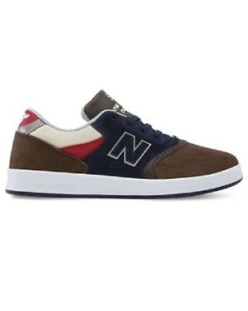 New Balance NUMERIC 598 BROWN BLUE
