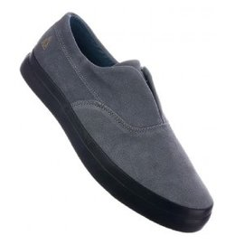 HUF HUF DYLAN SLIP ON BLUE STONE SHOES