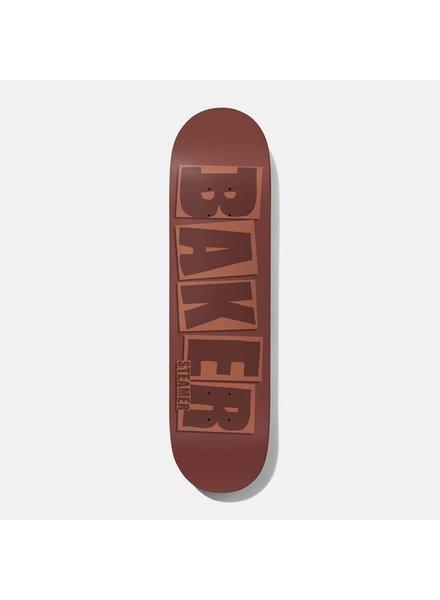 Baker Steamer Brand Logo Brick
