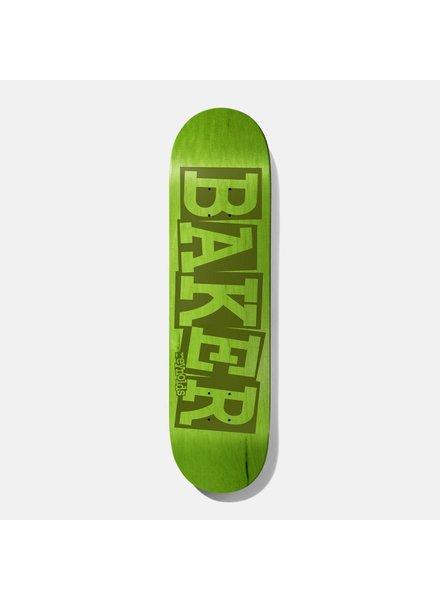 Baker Reynolds Ribbon Name Green