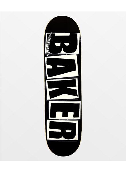 Baker Brand Logo Black/ White