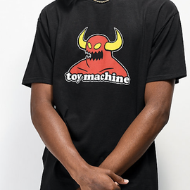 Toy Machine TOY MACHINE T SHIRT MATOKIE MONSTER