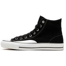 Converse CTAS PRO HI BLACK ENAMEL RED/W