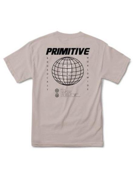 Primitive PRIMITIVE GLOBAL TEE SAND