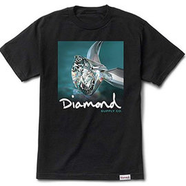 Diamond DIAMOND SUPPLY T SHIRT SHIMMER (C19DMPA001)