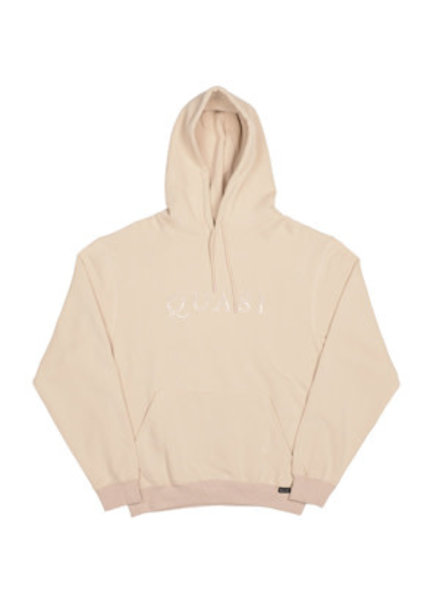 QUASI S-FH-19-7-WORDMARK HOOD SWEAT
