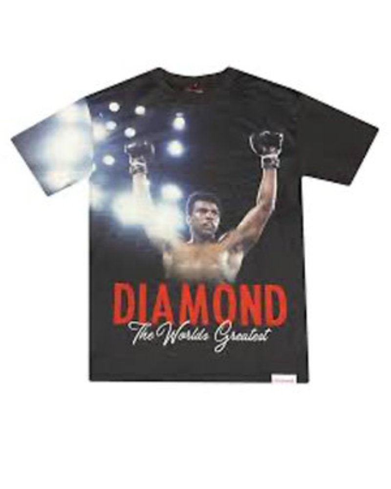 MUHAMMAD THE CHAMP TEE (D19DMTF402S)