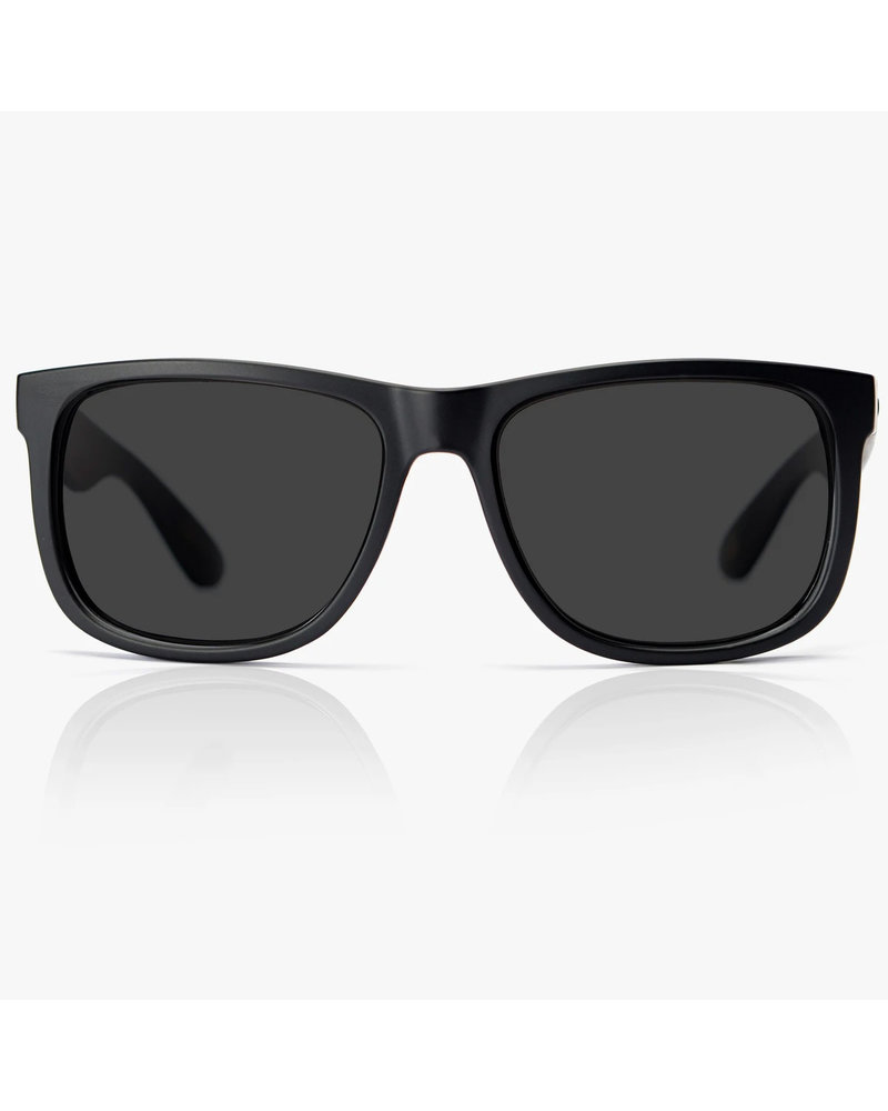 MADSON VINCENT POLARIZED (29-9902) BLK ON BLK/GRY