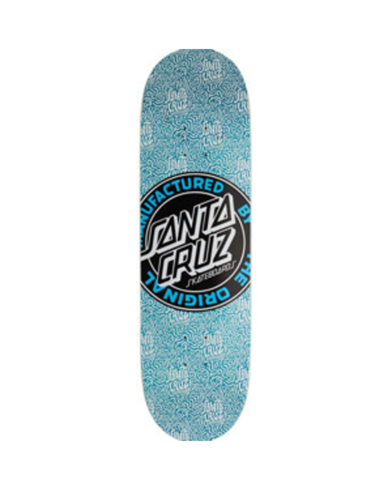 Santa Cruz Skateboards MFG DOT BOATS 8.6