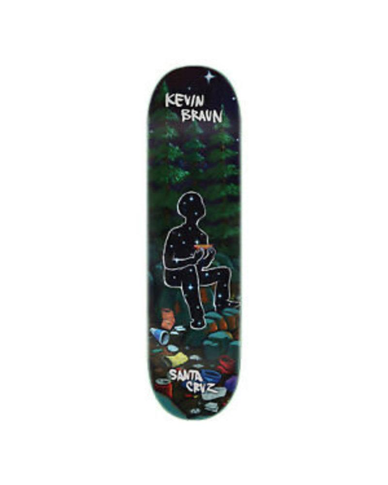 Santa Cruz Skateboards BRAUN CAMPOUT EVERSLICK (11116019)
