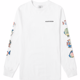 ALLTIMERS ALLTIMERS T-SHIRT DEA SEA LONG SLEEVE