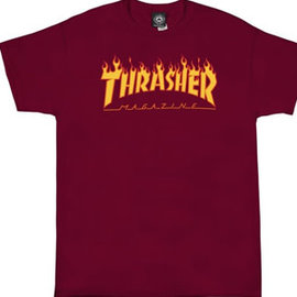Thrasher SHIRT-FLAME SHORT SLEEVE