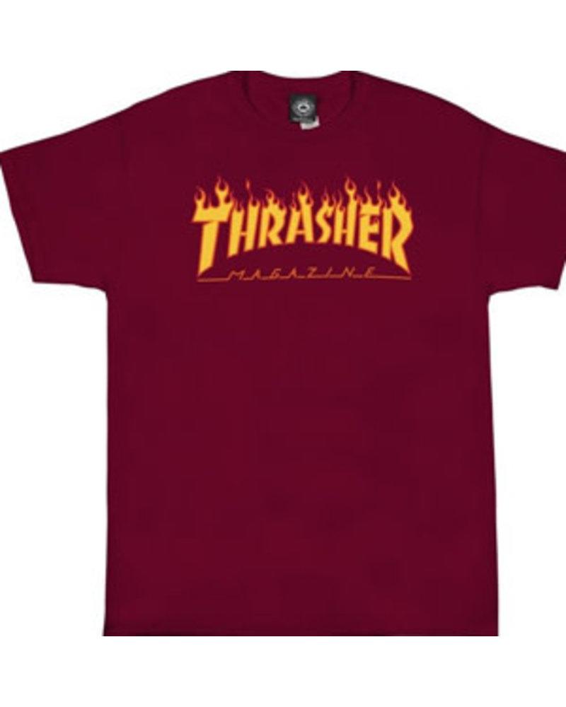 Thrasher SHIRT-FLAME S/S (311019)