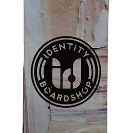 Identity IDENTITY DECK NEW ROUND LOGO