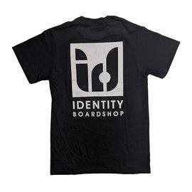 IDENTITY BOARDSHOP T-SHIRT IDENTITY LOGO