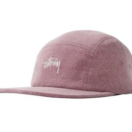 Stüssy STUSSY STOCK WASHED CANVAS CAMP CAP