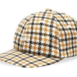 Stüssy MIXED PATTERN STARPBACK CAP