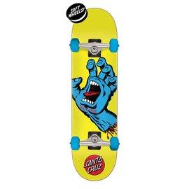Santa Cruz Skateboards SCREAMING HAND MINI SK8 7.75