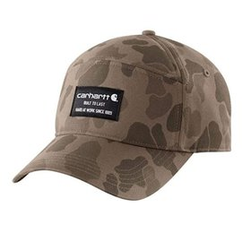 CARHARTT INC. CARHARTT FIVE PANEL GRAPHIC CAP