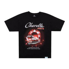 Diamond x Chevelle Cranberry RED S/S Tee