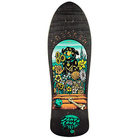 Santa Cruz Skateboards DECK DRESSEN PUP REISSUE 9.5
