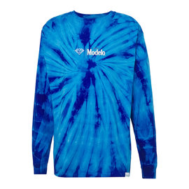 Diamond Supply CALAVERA TIE DYE L/S TEE