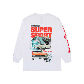 Diamond x Chevelle Super Sport L/S Tee