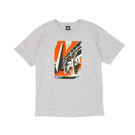 OBEY OBEY FOSSIL FACTORY T-SHIRT