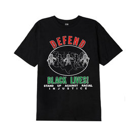OBEY OBEY DEFEND BLACK LIVES T-SHIRT