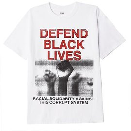 OBEY OBEY DEFEND BLACK LIVES 2 T-SHIRT