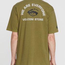 Volcom VOLCOM EVERYONE SHORT SLEEVE T-SHIRT