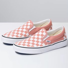 Vans VANS UA CLASSIC SLIP-ON CHECKERBOARD SHOES