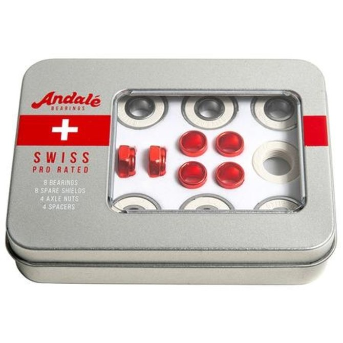 ANDALE ANDALE SWISS PRO RATED BREANIG KIT (11246051-RED-1)