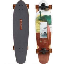 ARBOR PHOTO MISSION  LONGBOARD COMPLETE 35in