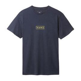 Vans VANS MN EASY BOX S/S DRS  BLUE TEE