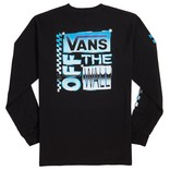 Vans VANS T-SHIRT CHROME AVE LONG SLEEVE
