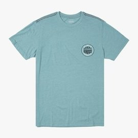 RVCA CURRENT SEAL S/S  TEE
