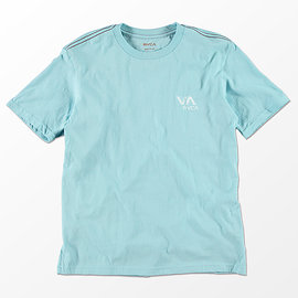 RVCA BOYS T SHIRT VA INK BLUE COSMOS