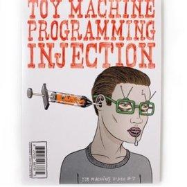 TOY MACHINE PROGRAMMING INJECTION DVD