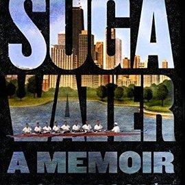 SUGA WATER:  A MEMOIR BY ARSHAY COOPER BOOK