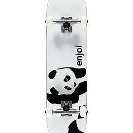 enjoi Enjoi Whitey Panda FP. Complete Skateboard 7.75