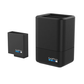 GOPRO HERO5 DUAL BATTERY CHARGER + BATTERY